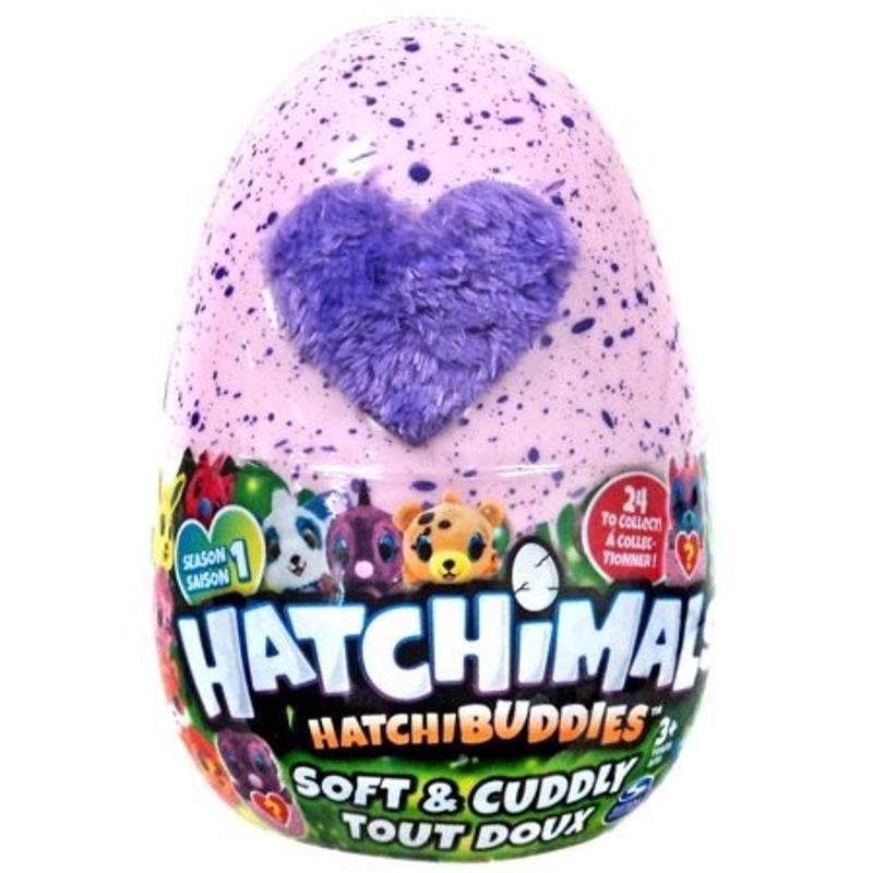 Hatchimals HatchiBuddies Plush