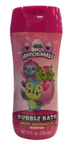 Hatchimals - Wacky Watermelon Bubble Bath