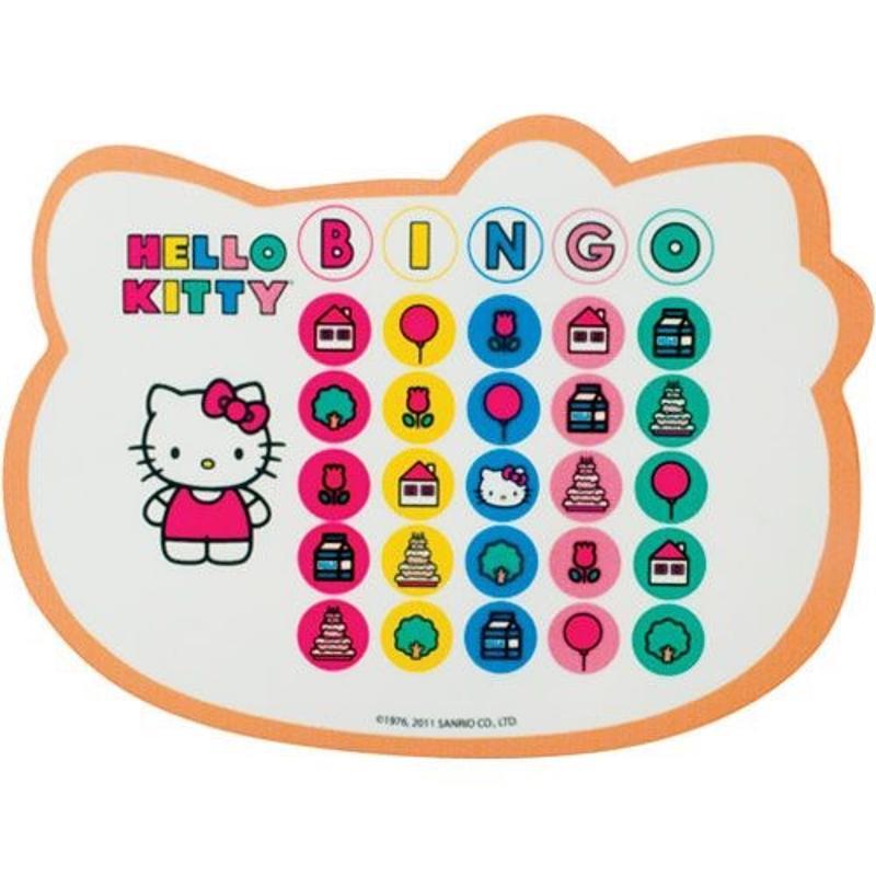 Hello Kitty Bingo In A Bag