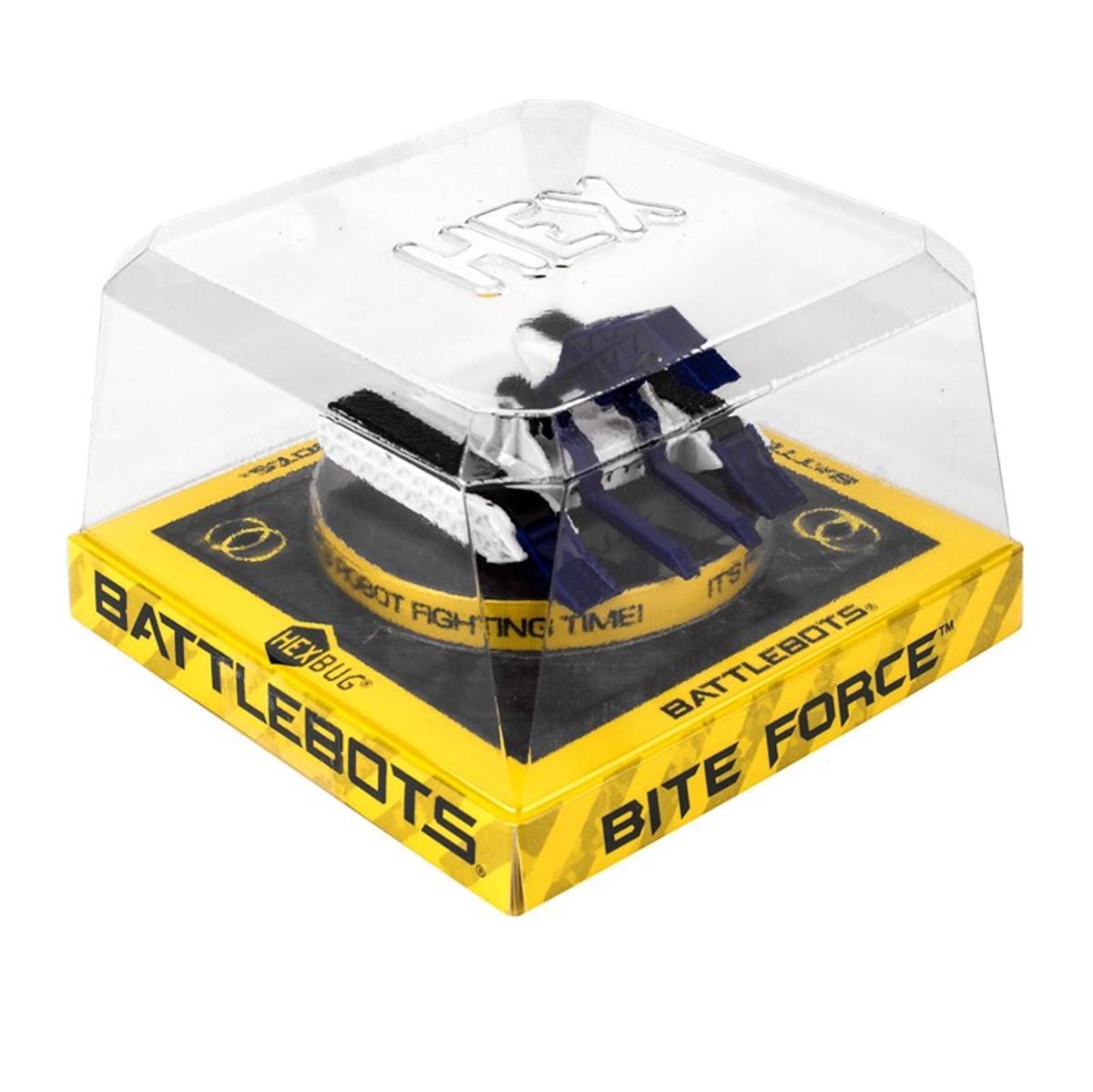 HexBug Battlebots Bite Force