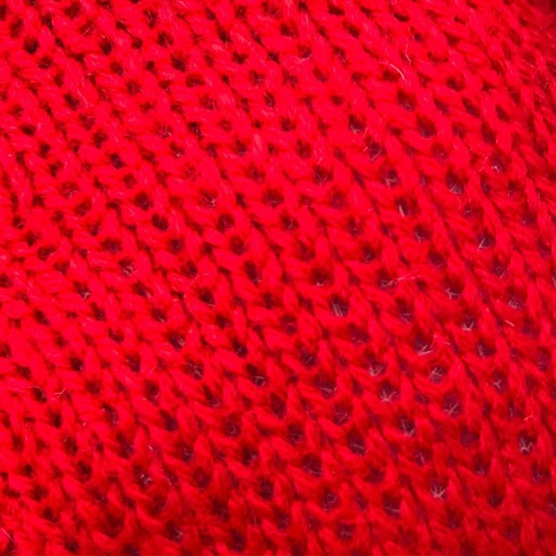 Holiday Season Sock Monkey Red
