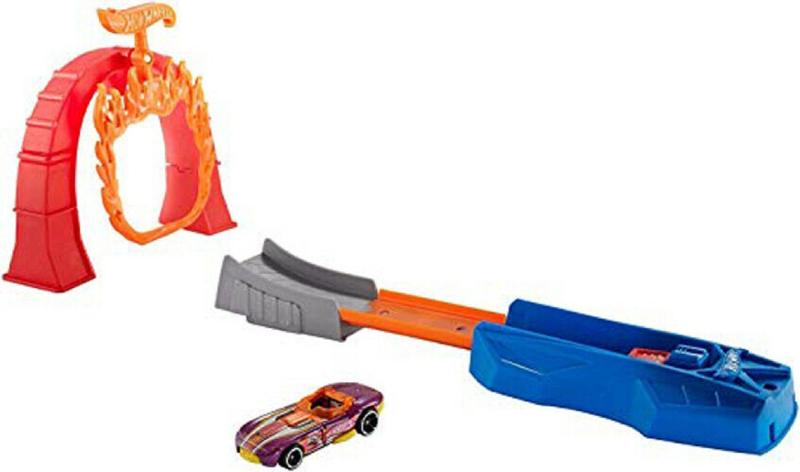 Hot Wheels Classic Stunt Flame Jumper