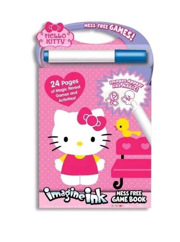 Imagine Ink Hello Kitty