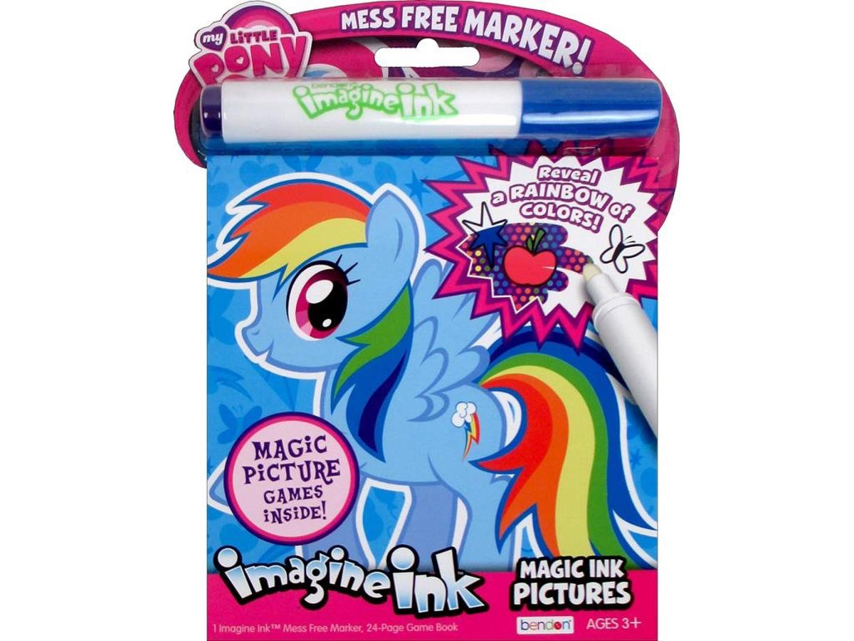 Imagine Ink My Little Pony