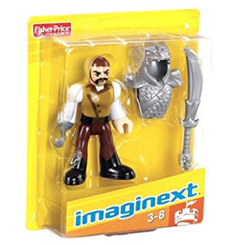Imaginext Pirate Figure