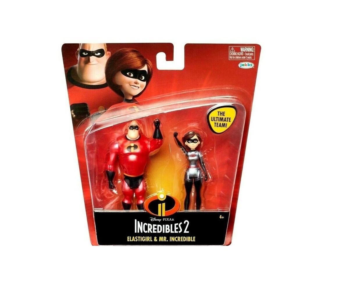 Incredibles 2 Elastigirl and Mr. Incredible