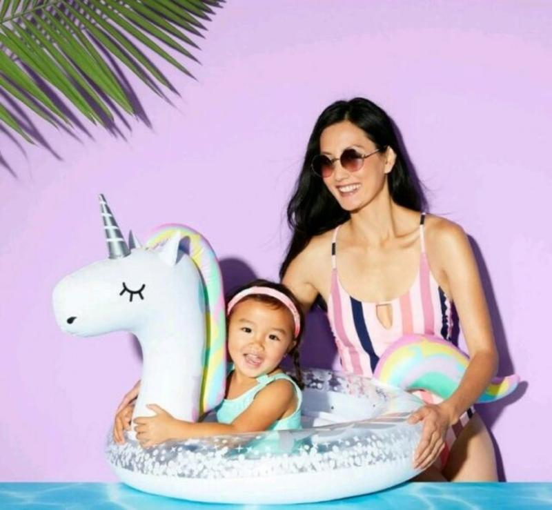 Inflatable Lil Unicorn Floats