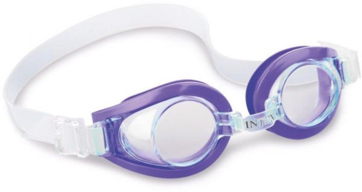 Swimming Goggles Purple