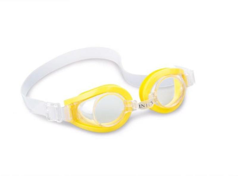 Aquaflow Goggles Yellow