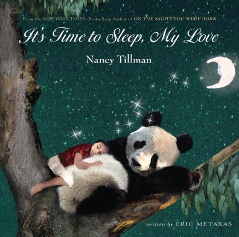 It's Time To Sleep, My Love Board Book