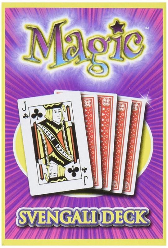 Magic Cards Svengali Deck
