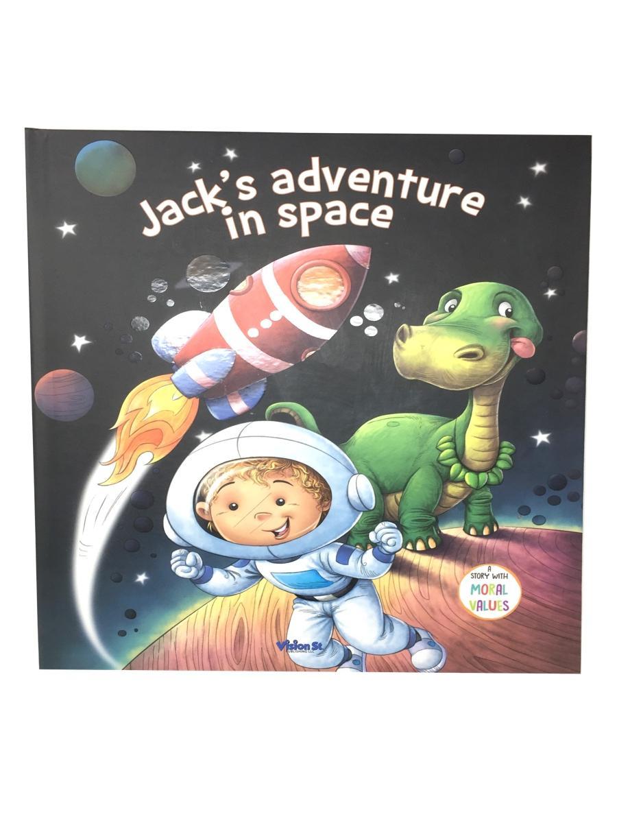 Jack's Adventure in Space
