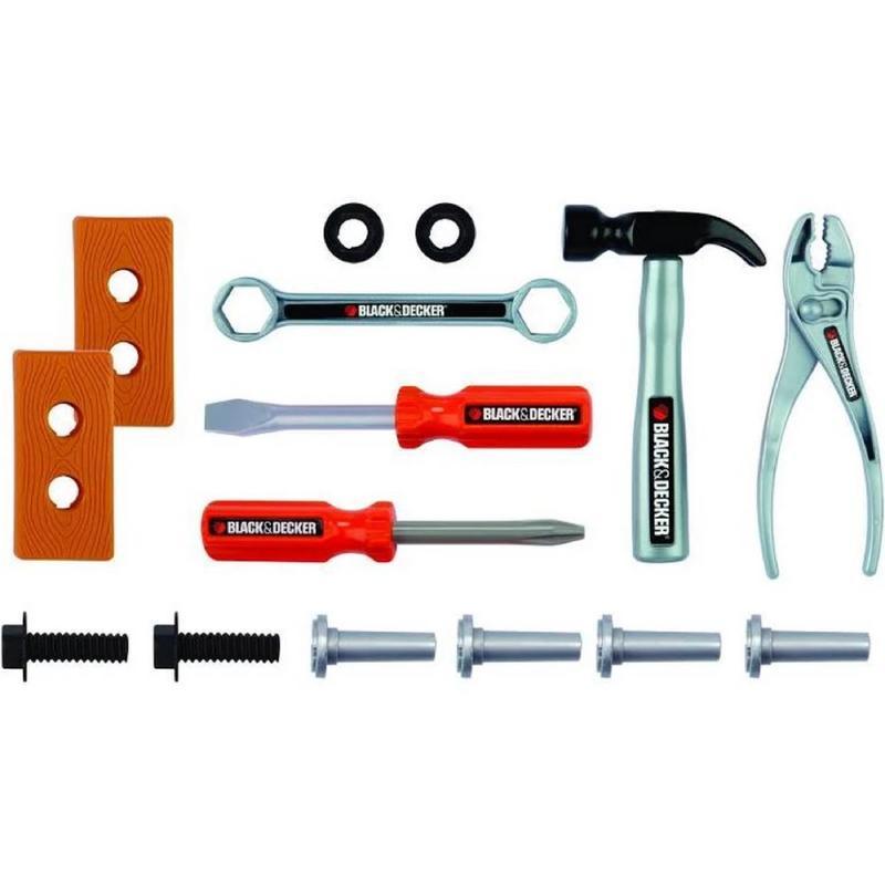 Black & Decker Lil Builder Tool Set