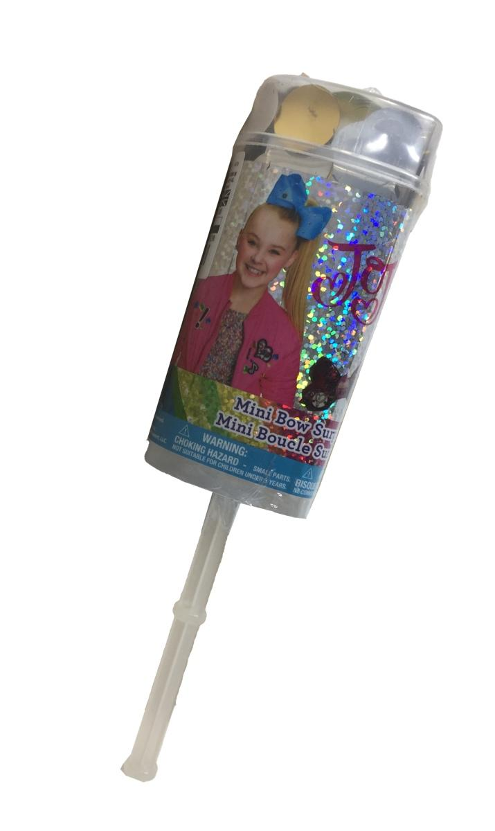 JoJo Siwa Confetti Poppers with Mini Bow