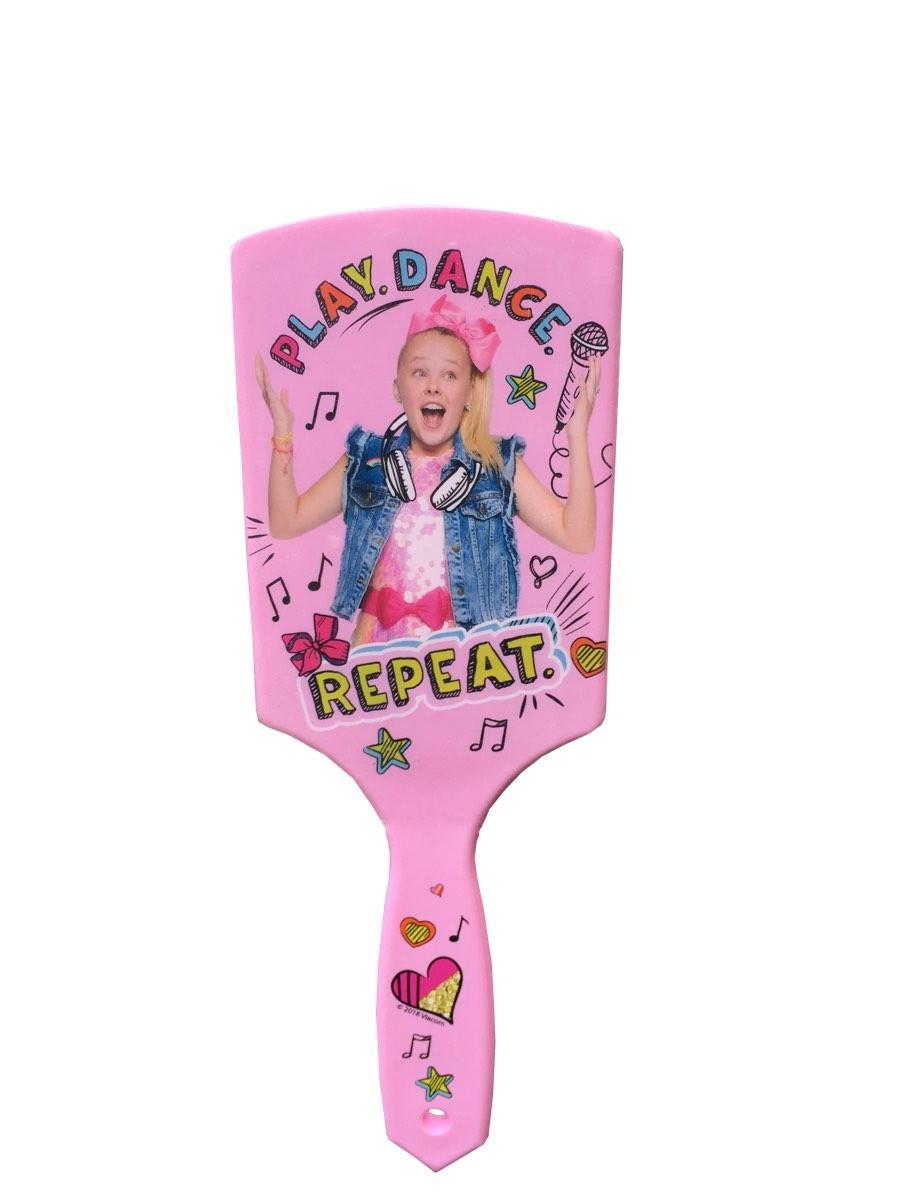 JoJo Siwa Pink Hair Paddle Brush
