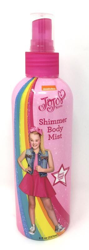 JoJo Siwa 6.oz Shimmer Body Mist