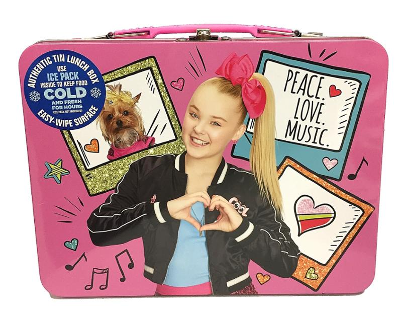JoJo Siwa XL Lunch Box