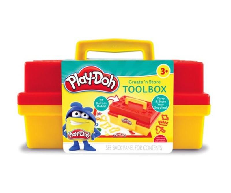 Kahootz Play-Doh Tool Box