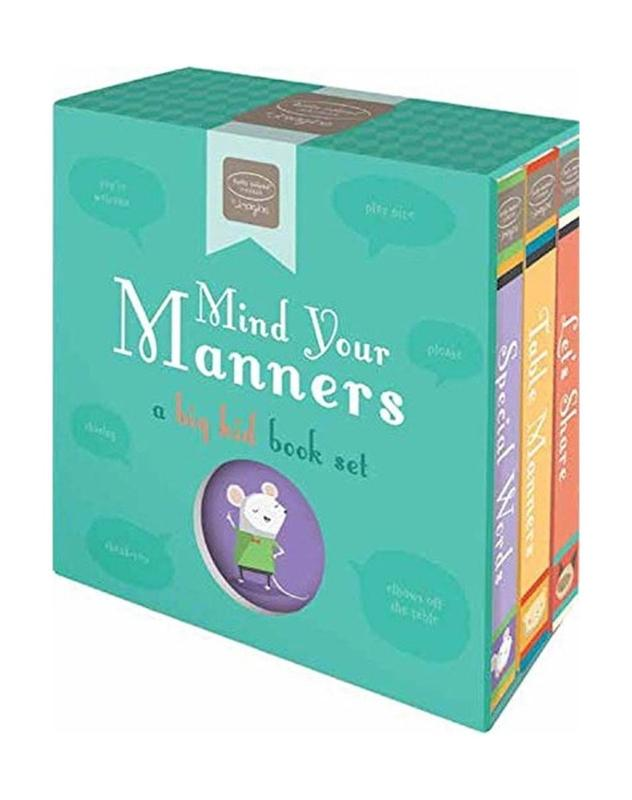 Mind Your Manners Box Set