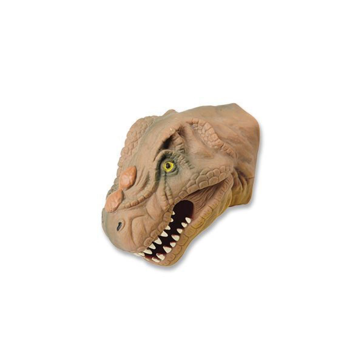 Dinosaur Hand Puppet Color May Vary