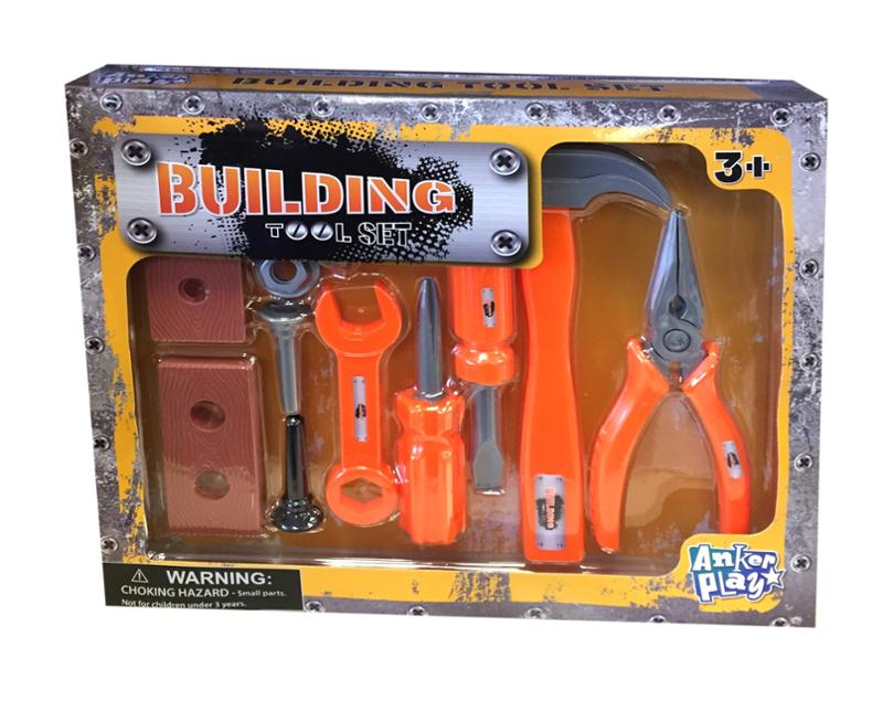 Kids Building Tool Set