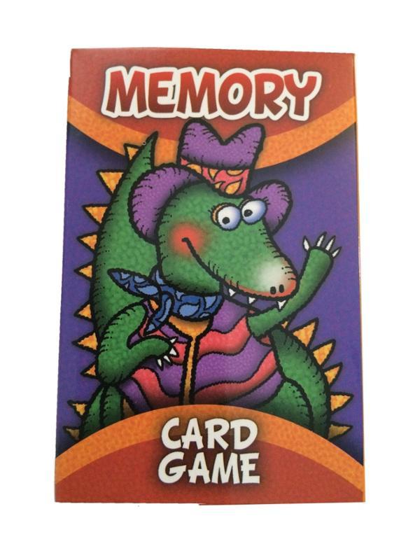 Kids Card Game Valentine Gift Set