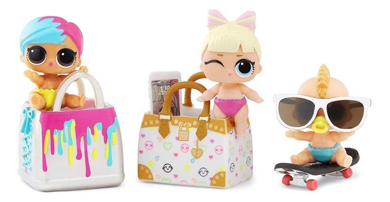 L.O.L. Surprise! Dolls Lil Sisters Eye Spy Wave 2