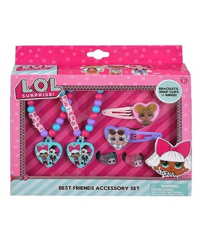 LOL Surprise Accessory, Charm Fizz - Party Favor Gift Bundle