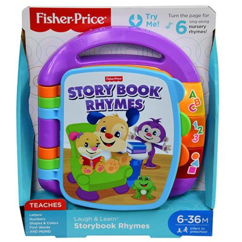 Laugh and Learn Storybook Rhymes