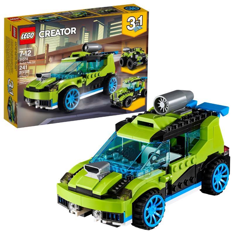 LEGO Creator Rocket Rally Car