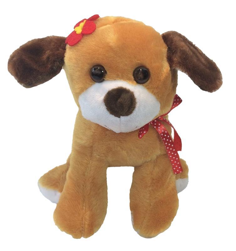 Kids Puppy Plush Handbag Purse