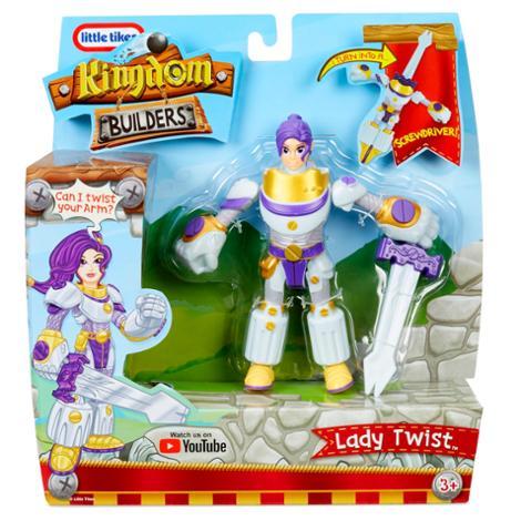 Kingdom Builders Lady Twist