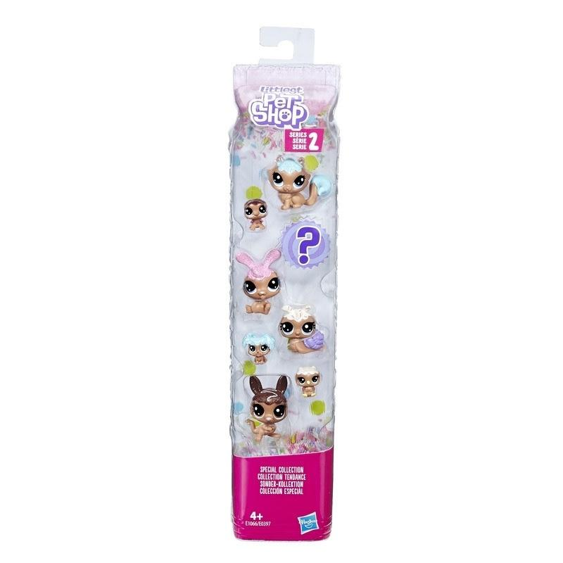 Littlest Pet Shop Special Collection Series 2 Chocolate