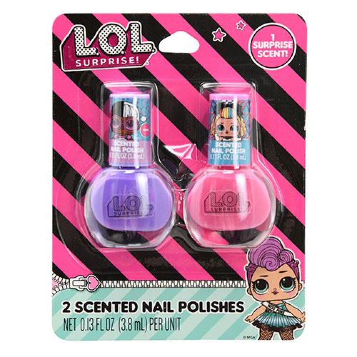 L.O.L. Surprise! Scented Nail Polish