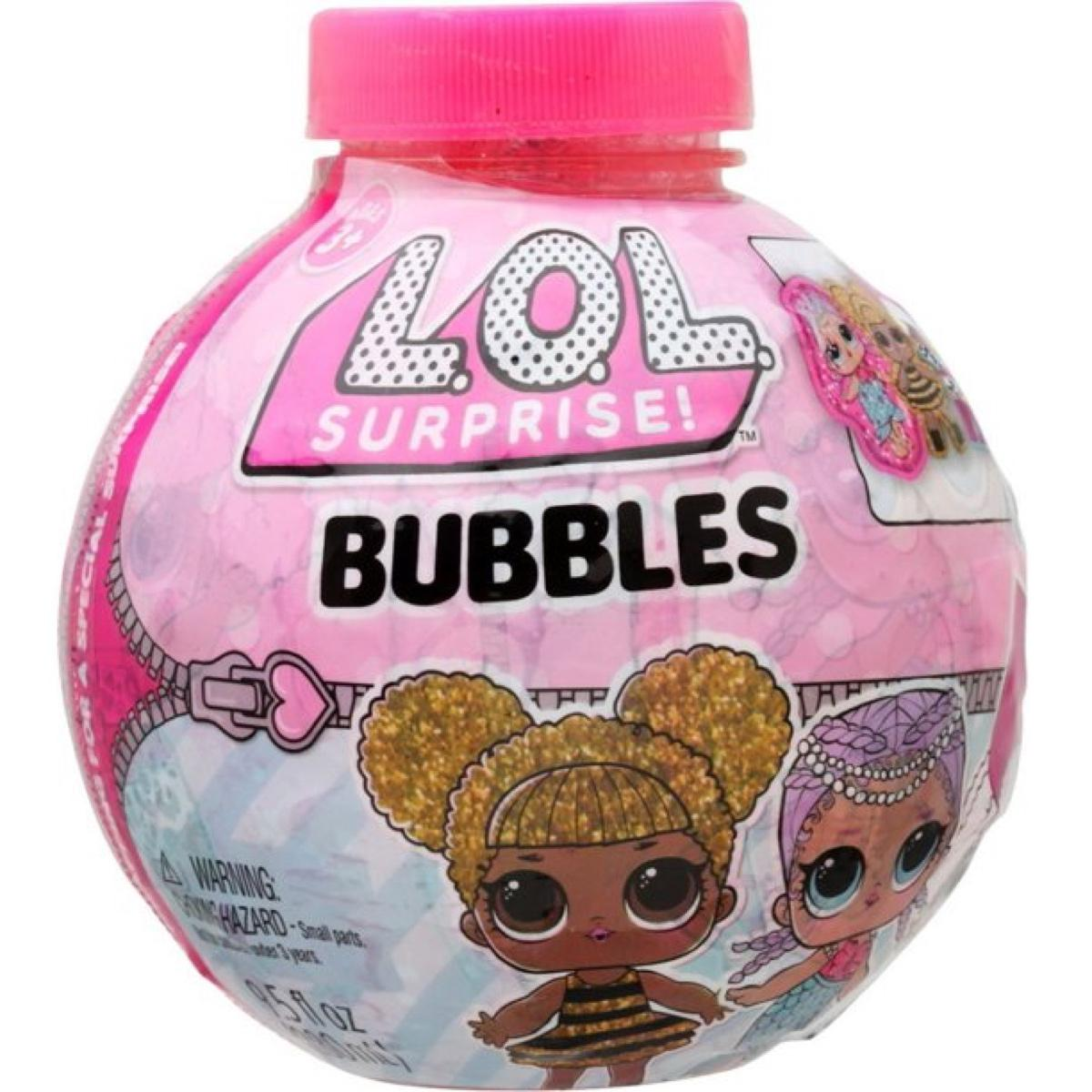 LOL Surprise Bubbles with Surprise Toy Inside