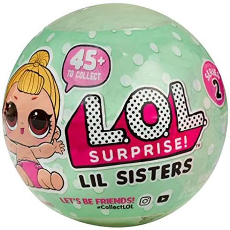 L.O.L. Surprise! Lil Sisters Series 2