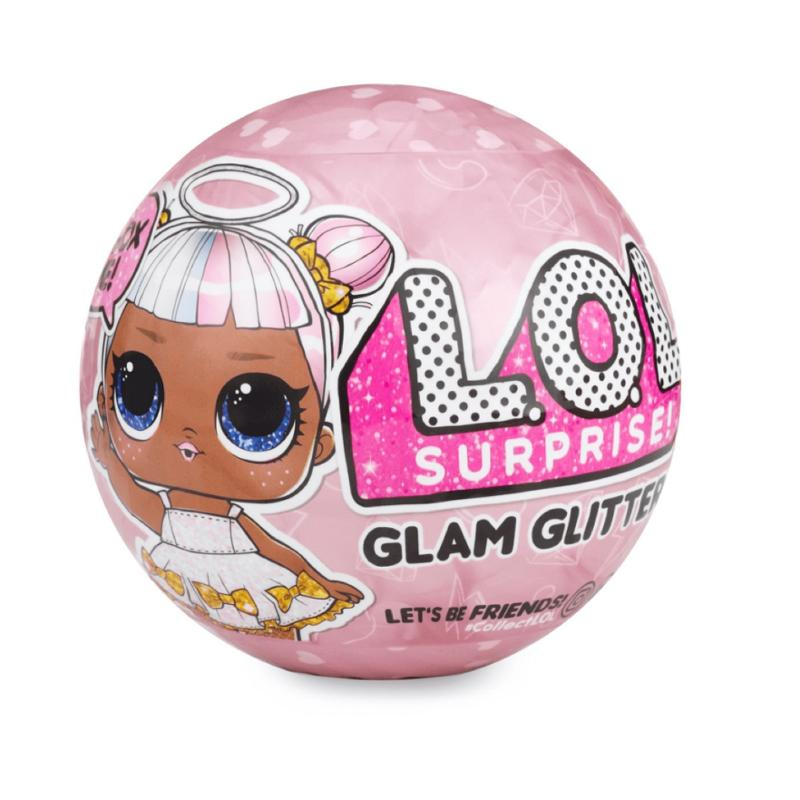 LOL Surprise! Bling, Under Wraps, LOL Glam Glitter, Fashion Crush and Sunglass 5 Piece Gift Set