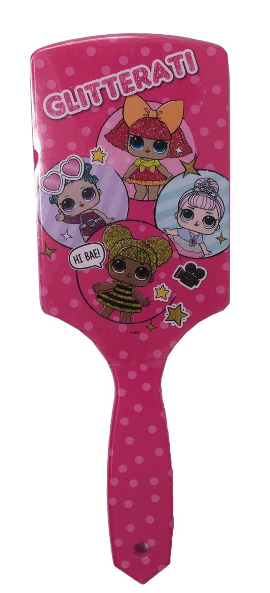 LOL Surprise Glitterati Paddle Brush