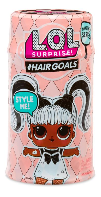 L.O.L. Surprise! Hair Goals Makeover Series