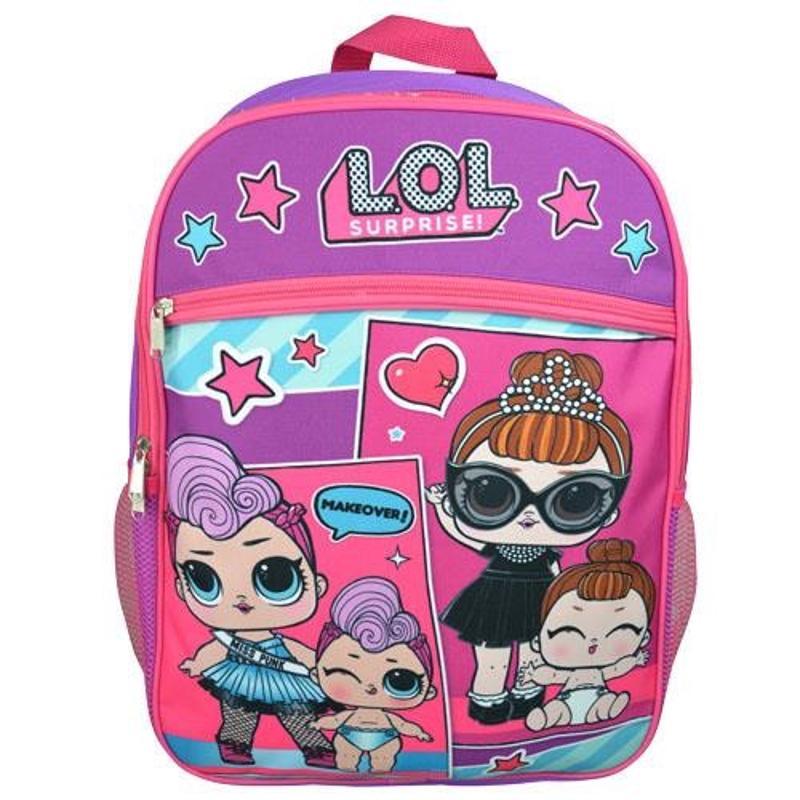 L.O.L. Surprise! Makeover Backpack