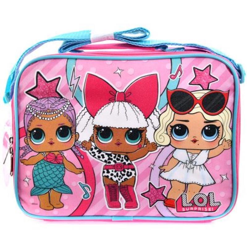 LOL Surprise Rectangle Lunch Bag