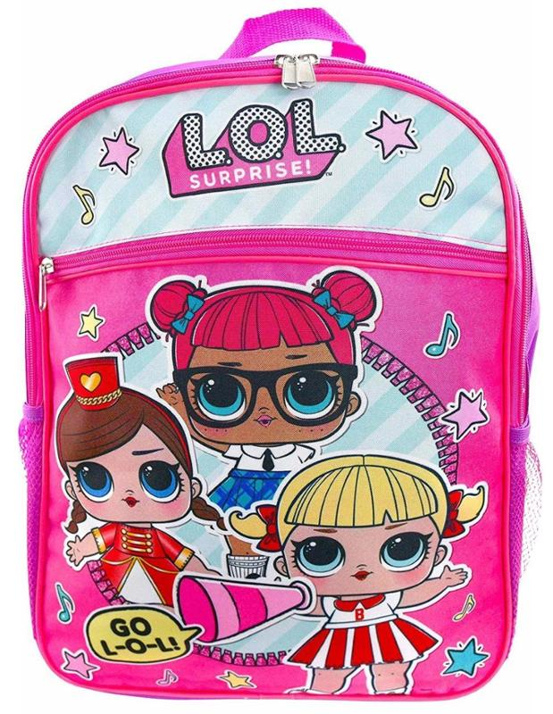 L.O.L. Surprise! School Spirit 16 Inch Backpack