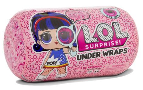 L.O.L Surprise! Under Wraps Eye Spy Series Doll