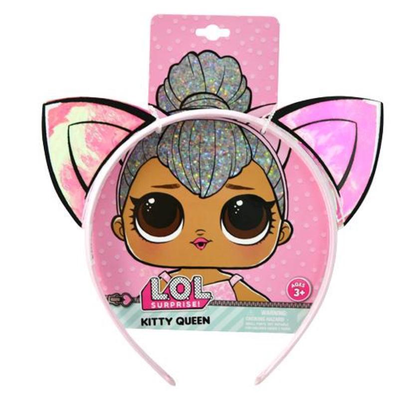 L.O.L. Surprise! Kitty Queen Vinyl Cat Ears
