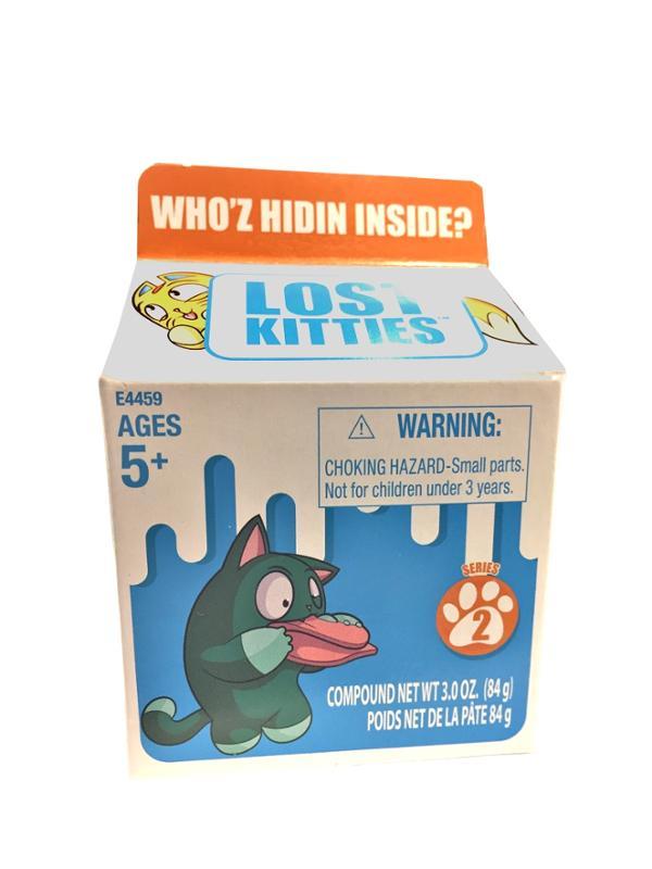 Lost Kitties Blind Box Series 2