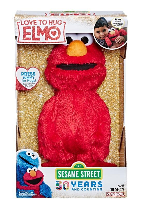 Love to Hug Elmo