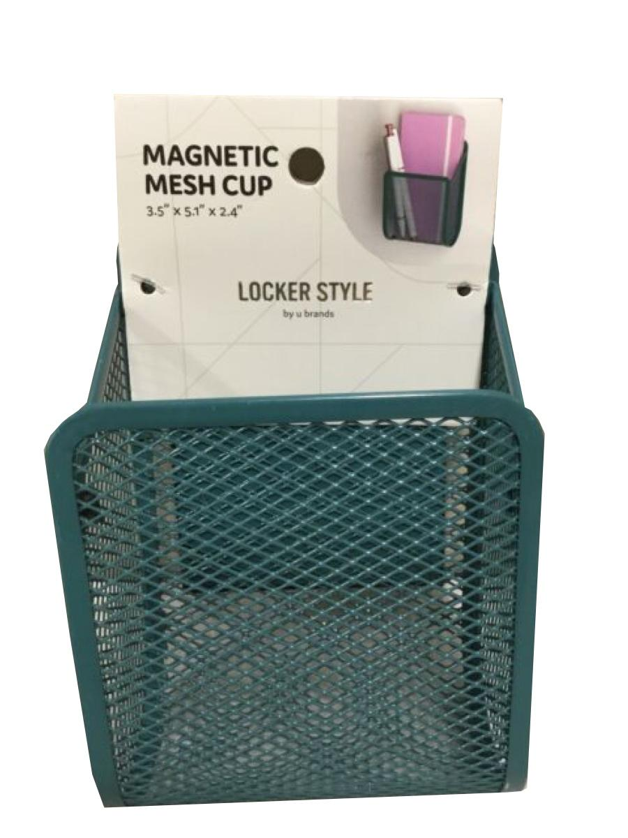 Magenetic Mesh Utility Cup Organizer