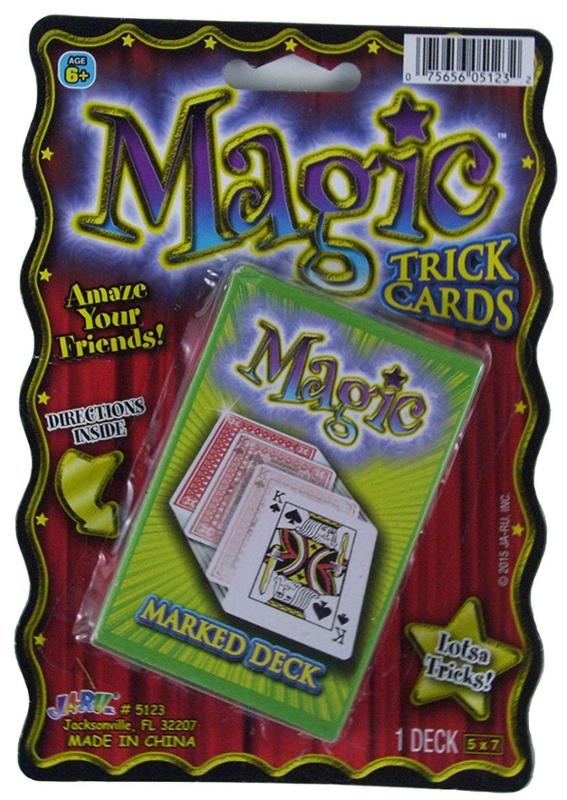 Magic Cards Marked Deck