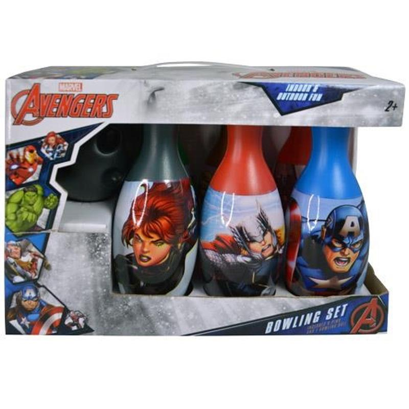 Avengers Bowling Set in Display Box