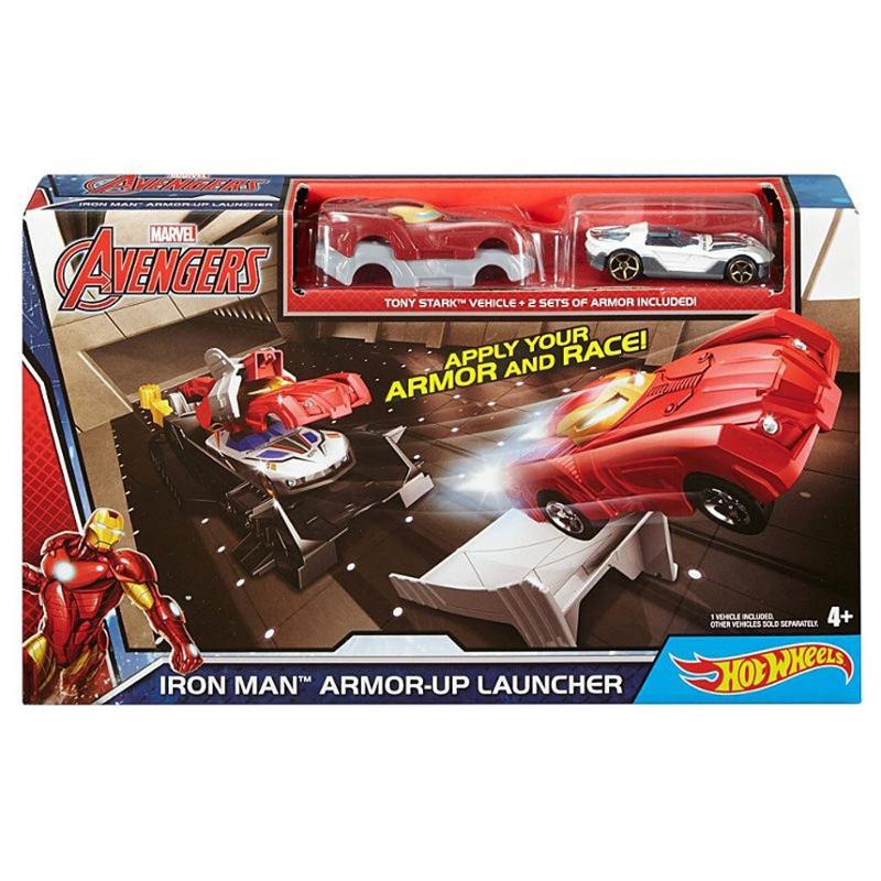 Iron Man Armor-up Launcher